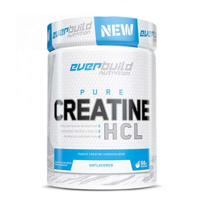 Everbuild - Creatine HCL 3000 / 200g.